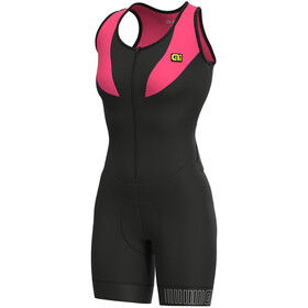 Alé Cycling Solid Classico RL SL Unitard Women fluo pink